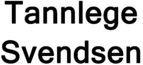 Tannlege Svendsen logo