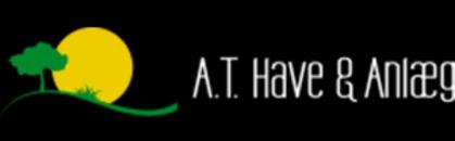 A.T. Have og Anlæg ApS logo