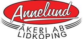 Annelund Åkeri i Lidköping AB logo