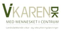 VKAREN.DK logo