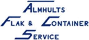 Älmhults Flak & Container Service AB logo