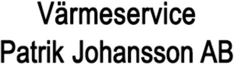 Värmeservice Patrik Johansson AB logo