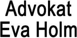 Advokat Eva Holm AB logo