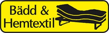 Bädd- & Hemtextil-Magasinet, HB logo