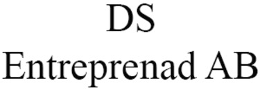 DS Entreprenad AB logo