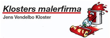 Klosters Malerfirma logo