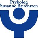 Psykolog Susanne Bærentzen logo