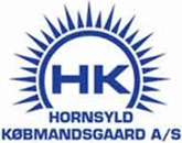 Hornsyld Købmandsgaard A/S logo