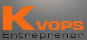 Kloakmester Bang, Kvops Kalundborg logo