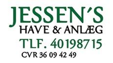 Jessen's Have Og Anlæg logo