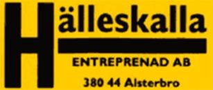Hälleskalla Entreprenad AB logo