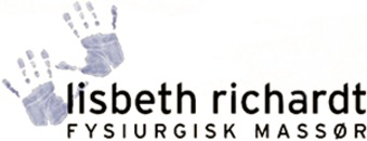 Fysiurgisk Massør Lisbeth Richardt logo
