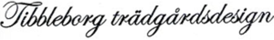 Tibbleborg Trädgårdsdesign logo