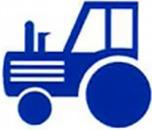 Rosenbergs Lantbruksmaskiner / Skrot logo