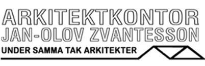 Arkitektkontor Jan-Olov Zvantesson logo