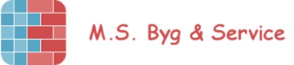 M.S. Byg & Service logo