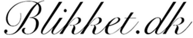 Blikket.dk ApS logo