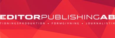 Editor Publishing AB logo
