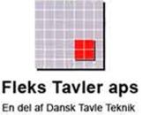Fleks Tavler ApS logo
