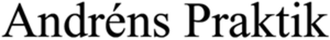 Andréns Praktik logo