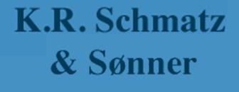 K. R. Schmatz og Sønner ApS logo
