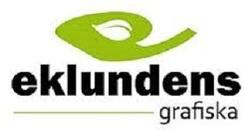 Eklundens Grafiska logo