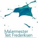 Malermester Teit Frederiksen ApS logo
