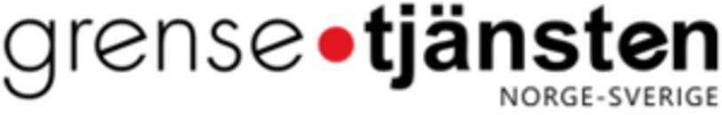 Grensetjänsten Norge-Sverige logo