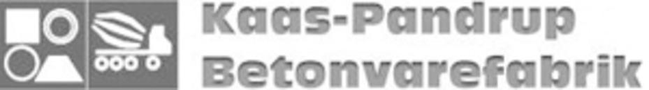 Kaas-Pandrup Betonvarefabrik logo