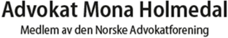 Advokat Mona Holmedal AS logo