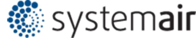 Systemair A/S logo