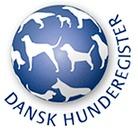 Dansk Hunderegister logo