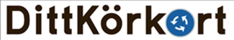 AB Ditt Körkort Trafikskolan I Väst logo
