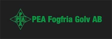 PEA Fogfria Golv AB logo