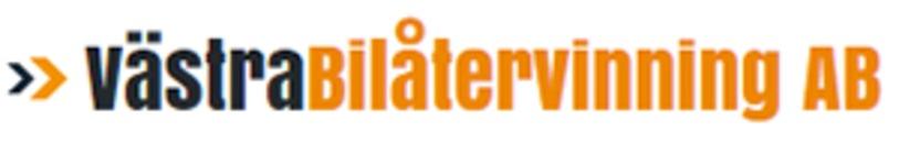Västra Bilåtervinning AB logo