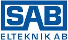 S.A.B  Elteknik AB logo