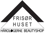 Frisørhuset logo