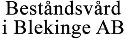 Beståndsvård i Blekinge AB logo