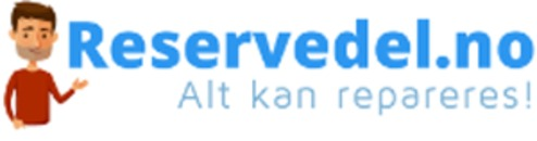 Reservedel AS logo