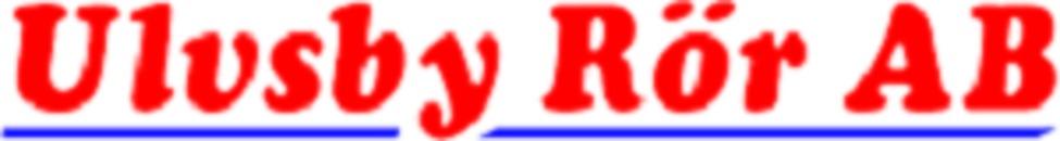 Ulvsby Rör AB logo