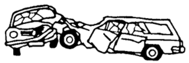 Inges Bilskrotning AB logo