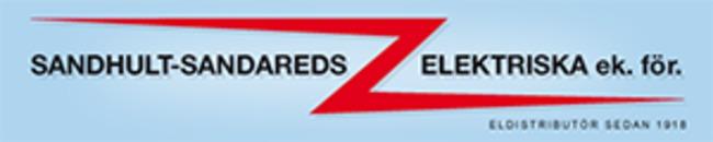 Sandhult-Sandareds Elektriska ek. för. logo