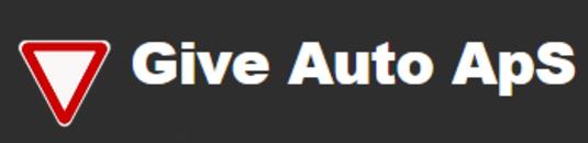 Give Auto ApS logo