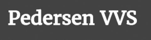 Pedersen Vvs v/Jan Pedersen logo