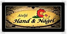 Ateljé Hand & Nagel logo