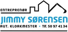 Entreprenør Jimmy Sørensen logo