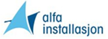 Alfa Installasjon AS logo
