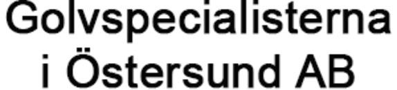 Golvspecialisterna i Östersund AB logo