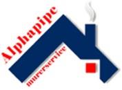 Alphapipe AS logo