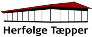 Herfølge Tæpper logo